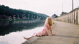 Travel Vlog Belgium Part two (Leuven & Dinant)