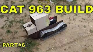 RC CAT 963 973 UPDATE, TRACK LOADER PART 6