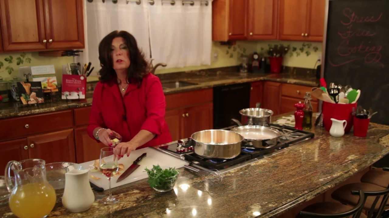 Diabetes friendly chicken pot pie with barbara seelig for Barbara seelig
