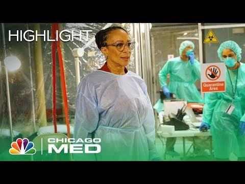 Let Me Out! - Chicago Med (Episode Highlight)