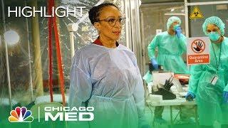 Let Me Out - Chicago Med Episode Highlight