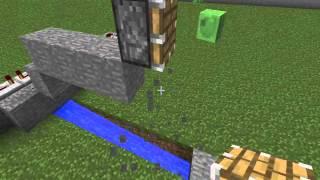 [TUTORIAL] Minecraft - пушка стреляющая стрелами