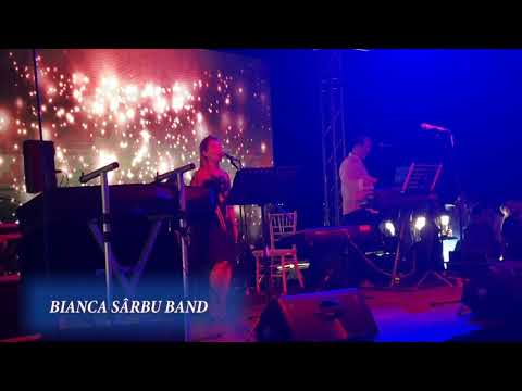 Bianca Sarbu BAND - LIVE 03 (covers music live)