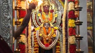 Mahapooja to Navadurga Mata on Wade punnav,2015.