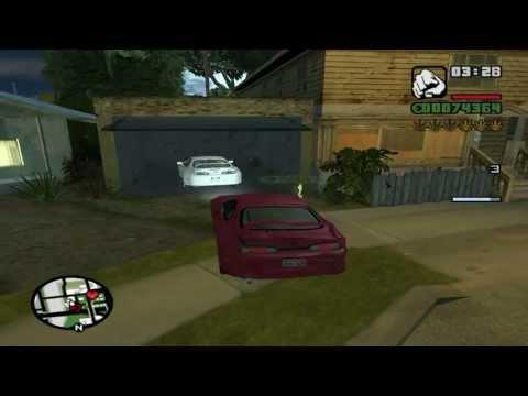 GTA San Andreas Тройной Форсаж Токийский Дрифт скачать