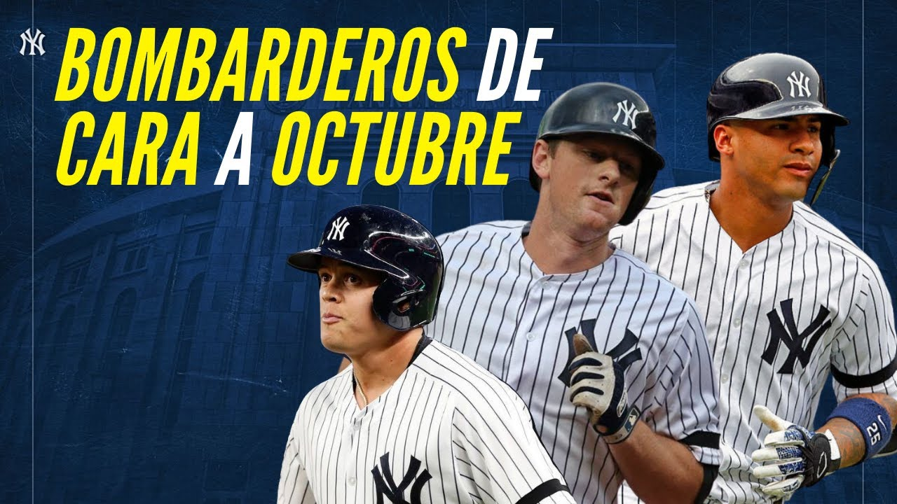Yankees de Nueva York a los playoffs de Grandes Ligas 2020