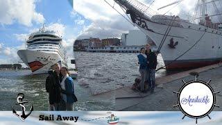 Surprise: Sail Boat || Stralsund