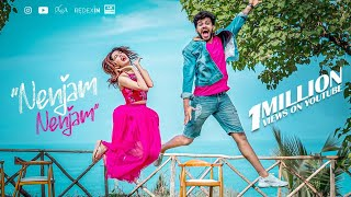 Nenjam Nenjam Official Tamil Video Song | Diya Krishna | Vaishnav Harichandran | Ozy Talkies | 4K