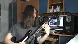 TOM DZIEKONSKI- C-187: Collision (guitar improvisation)