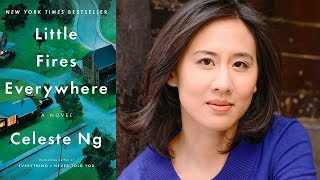 "Celeste Ng On ""little Fires Everywhere"" At The 2018 National Book Festival"