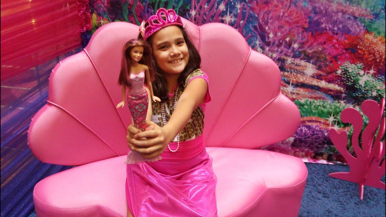 Navio da Barbie! Especial 30 mil inscritos. - YouTube