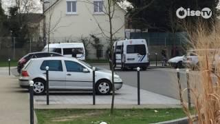 Le Clos des Roses à Compiègne: le calme semble revenu, du moins en apparence..