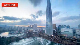 [2021.1.19] 잠실 롯데타워 전망 / Seoul…