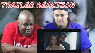 невеста  трейлер #3  REACTION (RUSSIAN HORROR MOVIE - BRIDE)