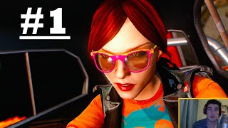 Sunset Overdrive Mystery Of The Mooil Rig DLC Walkthrough Part 1 (Xbox One Gameplay 1080p HD)