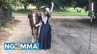 Nandy - Wasikudanganye Horse Behind the Scene