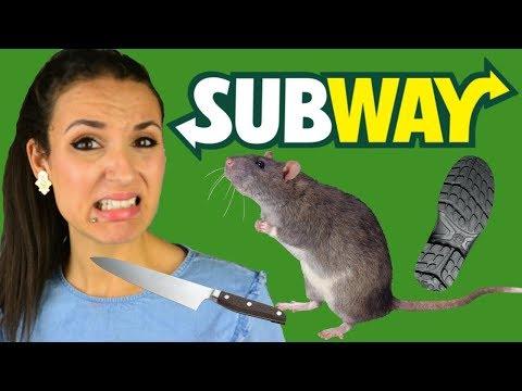 10 Chockerande Fakta Om Subway - Detta Visste Du Inte?!?....
