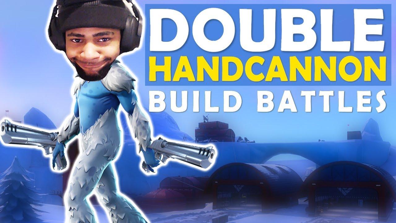 double-handcannon-build-battles-sick-shots-fortnite-battle-royale