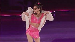 Евгения Медведева в ледовом шоу Ice Fantasia 2019 Южная Корея
