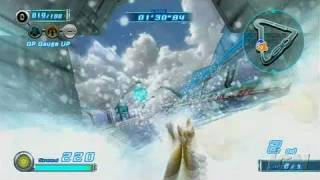 Sonic Riders: Zero Gravity Nintendo Wii Gameplay - Aquatic