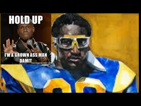 Eric Dickerson interview about Jeff Fisher