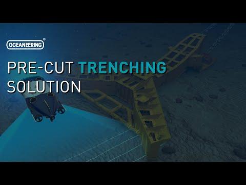 Pre-Cut Trenching Solution | Oceaneering