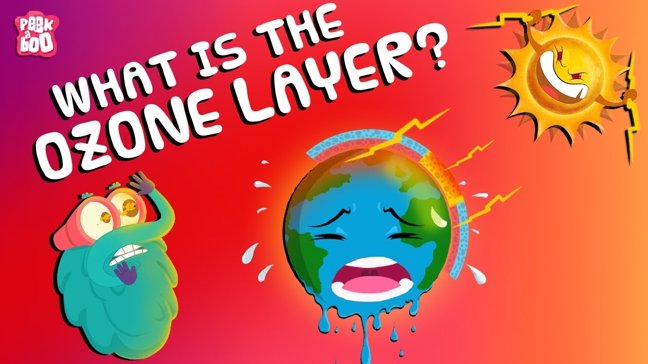 What Is The Ozone Layer? | Ozone Layer Depletion | Dr.Binocs Show | Earth Science for Kids