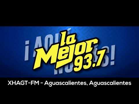 ID XHAGT-FM - La Mejor - Aguascalientes, Aguascalientes.