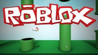 Blocky bird?! - Roblox