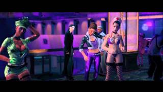 Saints Row 3 - Trojan Whores Sexy Cutscenes
