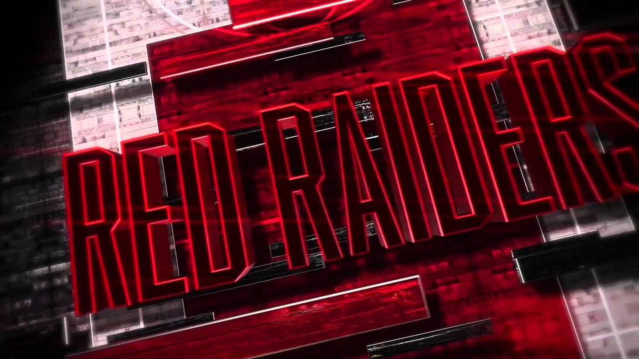 Texas Tech Red Raiders Basketball Intro 2013 YouTube