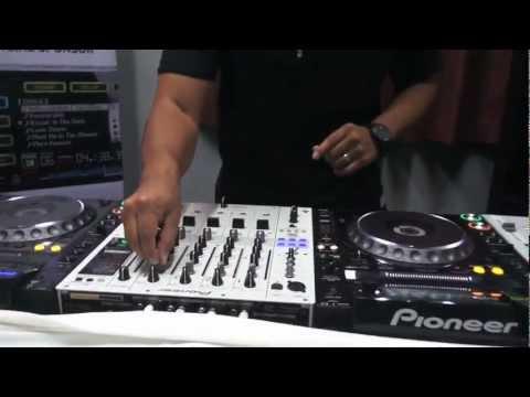 In The Mix Dj School: Dj Creme Performs on Pioneer Dj CDJ-2000 NEXUS