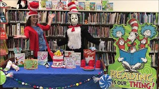 View & Do Story Time: Happy Birthday, Dr. Seuss with Lisa & The Cat in the Hat