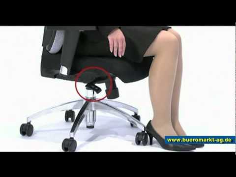 bürostuhl-topstar-lady-sitness-deluxe-lt20btw500,-armlehnen,-stoff/netz,-sw