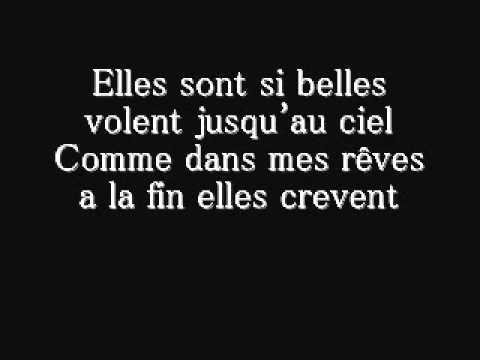 Hooligans - Moi je fais des petites bulles lyrics.wmv