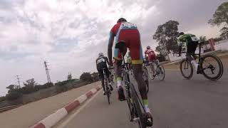 2019 African Games Cycling Road Race Highlight Race News