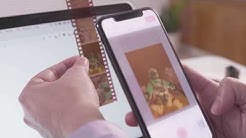 Turn iPhone into a Film Negative Scanner! FilmBox by Photomyne