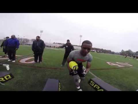 GoPro: Charlotte Nike Football Training Camp