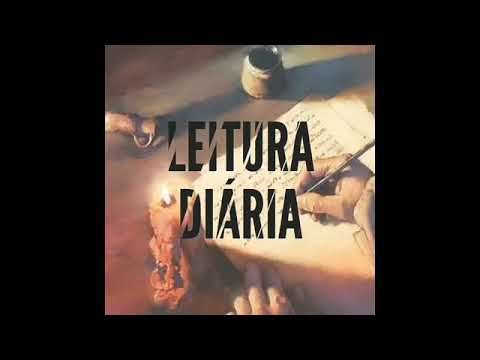 Leitura Diária; Terça -Pb Paulo Pereira