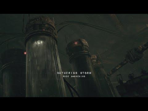 Gears Of War 2 - Act 3 Sec 3 - Gathering Storm - Rude Awakenings