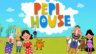 PEPI HOUSE — ultimate playground for Kids and Family