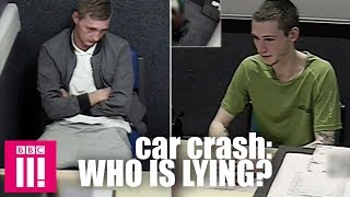 Investigating a Fatal Car Crash: Who Was Driving?