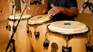 MEINL Percussion - Kachiro Thompson Congas