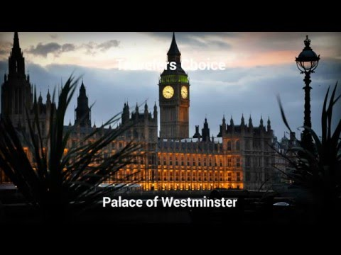 Travelers Choice: Palace Of Westminster|| Places To Travel In London