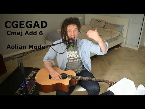 Alternate Tunings 101   For Lap Tapping Guitar   Crazy Uncle
