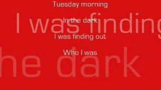 Tuesday Morning - Michelle Branch with lyrics