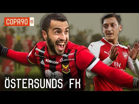 Ostersunds FK | On A Mission To Beat Modern Football, Not Just Arsenal