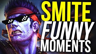 THE PENTAKILL QUEST ENDS! #6 (Smite Funny Moments)