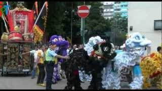 HK 15th Anniversay Celebration By Yau Tsim Mong District 2012