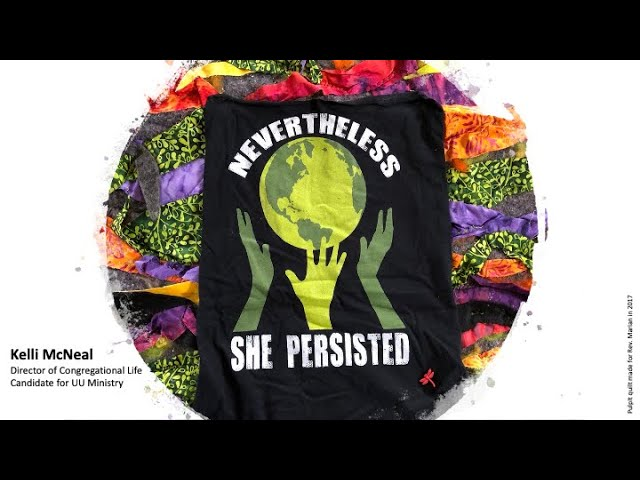 Nevertheless She Persisted - March 28, 2021